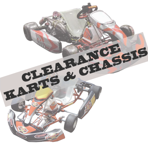 Clearance Karts & Chassis