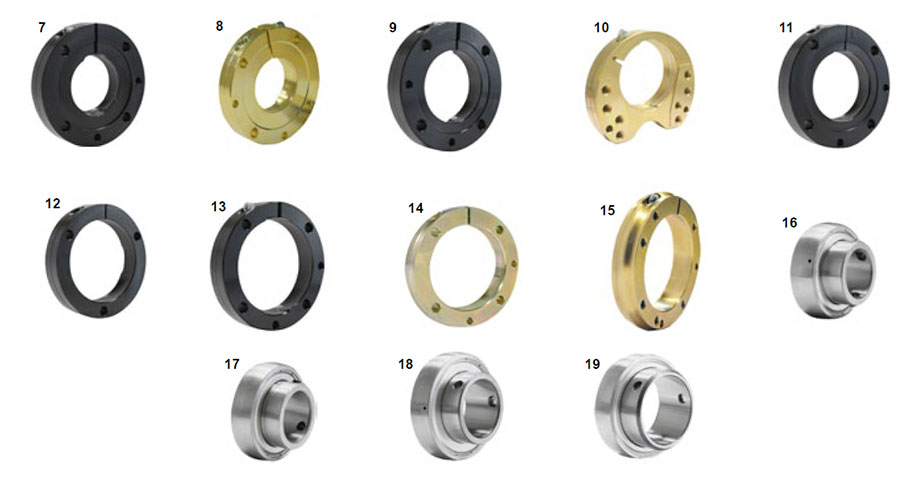 CRG, Bearings & Cassettes