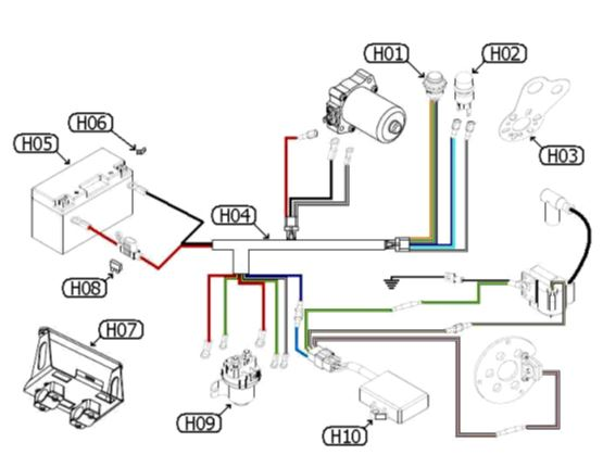 wet jet wiring diagram  diagrams  wiring diagram images