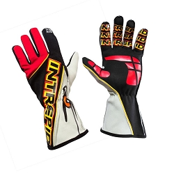 Intrepid Kart Racing Gloves