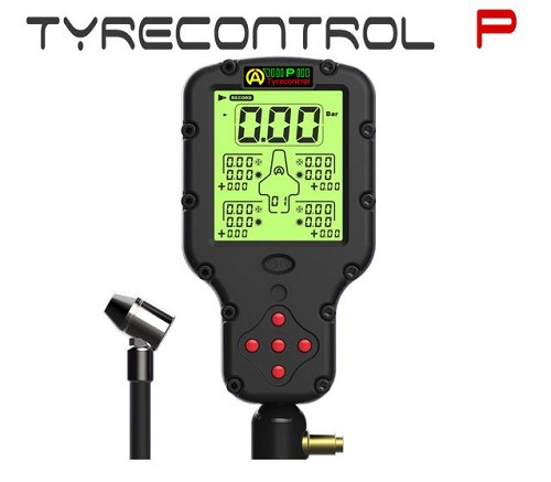 Alfano Digital Tire Pressure Gauge