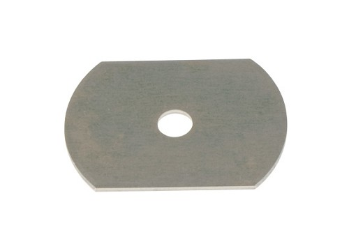 Small seat's stiffener-plate