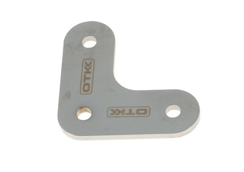 Seat support's extension-plate