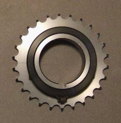 NKP Aluminum #428 Sprocket - 50mm