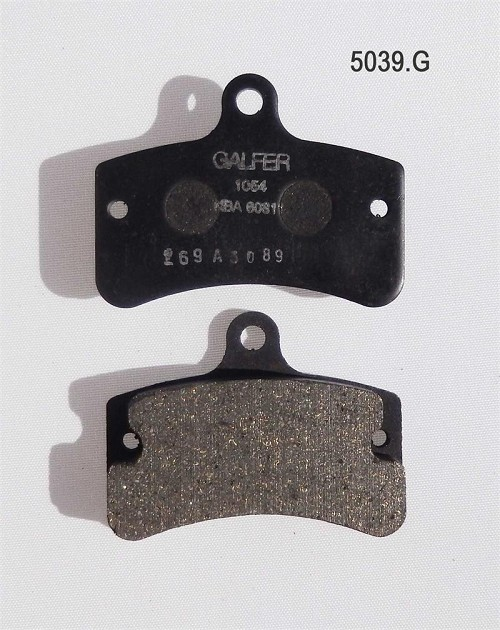 Tony BS2 Rear Brake Pad Set - Galfer
