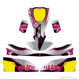 Haase Cadet Decal Kit