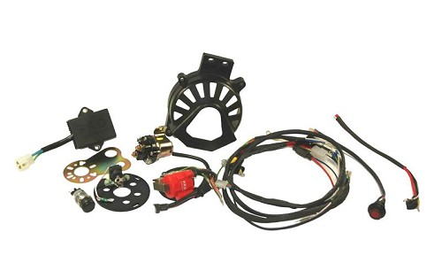 PRD, COMPLETE EASY START IGNITION SYSTEM
