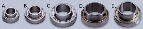 Bulk Axle Bearings