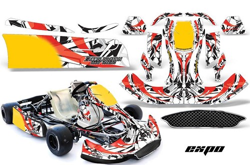 Acceleration Expo Graphics Kit