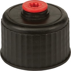 LC2 Utility Container Lid Black