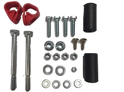 Birel Rear Bumper Bolt Kit 32mm