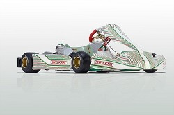 TonyKart Racer 401S Chassis