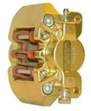 32. CRG V11 Rear Brake Caliper Gold