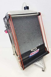 Used CRG Racing Radiator Complete