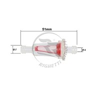 Righetti Fuel Filter