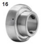 16. CRG, 25mm Axle Bearing