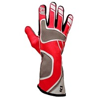 K1 Apex Glove Red 4XS- CLEARANCE