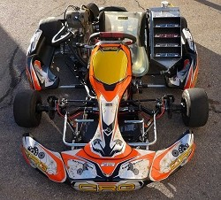 Used CRG CRF450X Shifter Kart