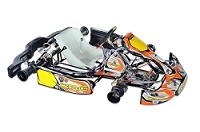 CRG Road Rebel KZ Chassis Steel