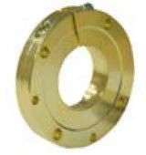 8. CRG, Axle Flange 25 4H Mini Gold