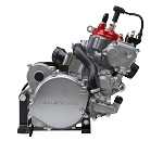 Honda CR125 Engine