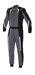 Alpinestars KMX5 Suit 2017- Black/Anthracite/White