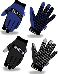 Sparco Meca 3 Mechanics Glove-Clearance