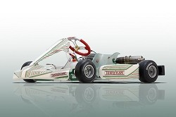 TonyKart Neos Chassis