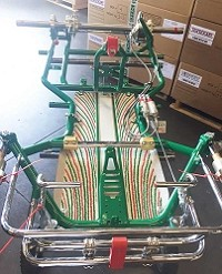 TonyKart STVK 4 Cycle Chassis