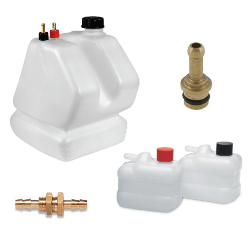 Fuel Tanks, Bottles, & Fittings