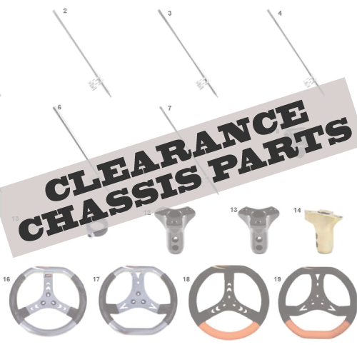 Clearance Chassis Components