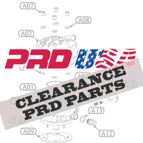 Clearance PRD Parts