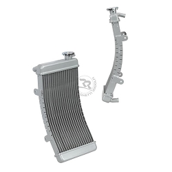 Righetti Ridolfi Aluminum Bent Radiator