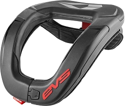 EVS R4 Black Race Collar