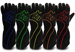 K1 RS1 Kart Racing Glove- CLEARANCE