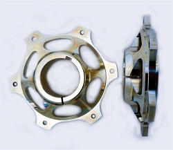 Swift Magnesium Sprocket Hub