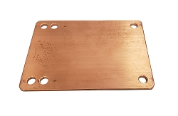 Motor Copper Spacer Plate