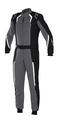 Alpinestars KMX5 Suit 2017- Black/Anthracite/White Size 60