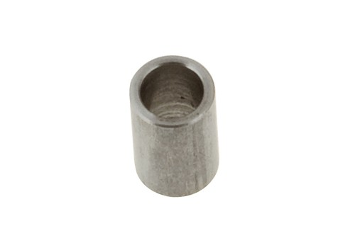 Bearings spacer for BST stub axle