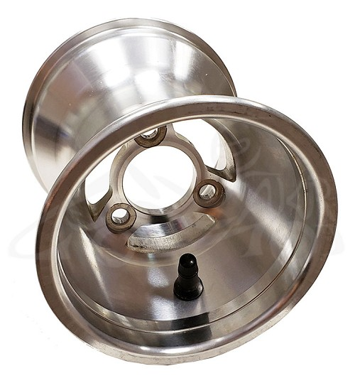 CRG Mini Rear Aluminum Wheel - 140mm (Each)