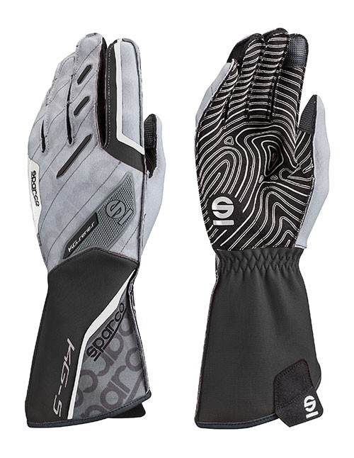 Sparco Motion KG-5 Black/Grey Glove 2017