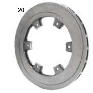 CRG, Ven99/V08 Rear Brake Disc
