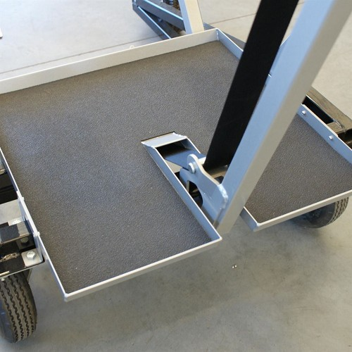 Streeter SuperLift Stand Tray