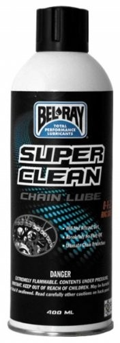 Bel-Ray Super Clean Chain Lube 13.5 Oz