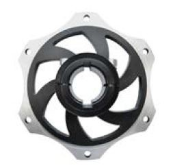 CRG Sprocket Carrier 30mm Black