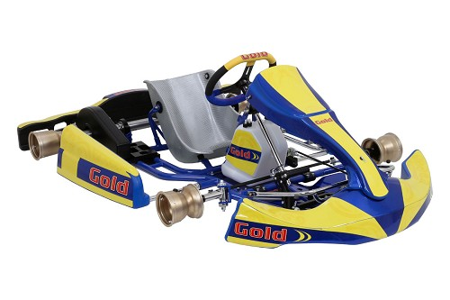 Gold Kart GTR30 TAG Chassis