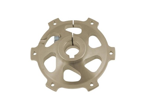 AL disks hub  25 mm for self-vetilated brake disk  206