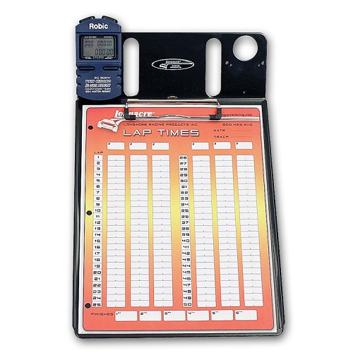 1 Car Clipboard w/Robic Stopwatch
