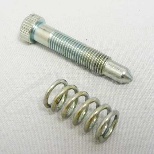 Idle Screw and Spring