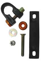 Number Plate Attachment Kit